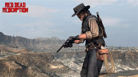 Red Dead Redemption Screenshots  Image #2116  New Game