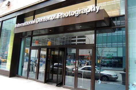 International Center Of Photography Museum  New York