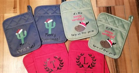 personalized christmas gifts      cricut  quiet grove