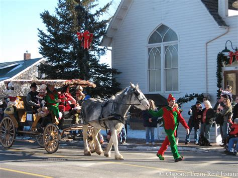 Christmas Carriage Parade Is Almost Here