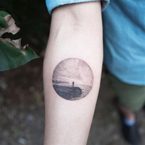 tatuajes de puntillismo  deberias hacerte  le tienes