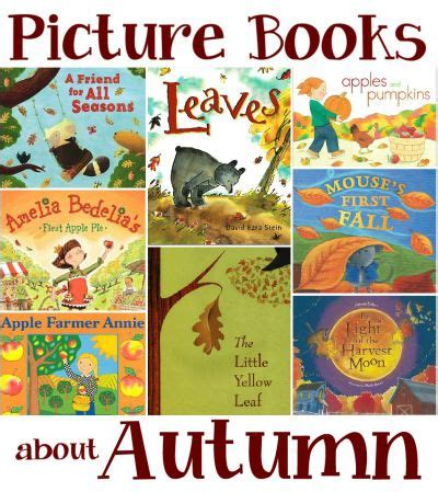 61 best fall books amp activities images on kid 614 | 0dfb9040dfd62f4349772dad006d0e18 fall books preschool books