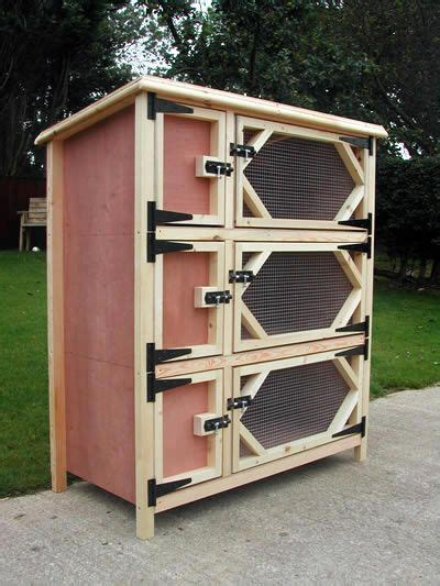 hutch company number rabbit hutch in plywood rabbit hutch number 21