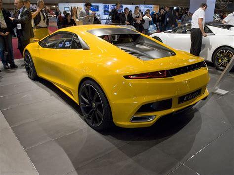 Lotus Elan Concept 2018 Exotic Car Image 10 Of 40