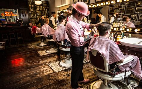 'all Women Should Be Banned From Barber Shops'