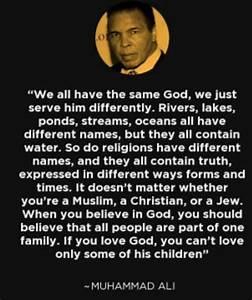INSPIRATIONAL Q... Muhammad Religion Quotes