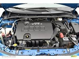 2010 Toyota Corolla S 1 8 Liter Dohc 16