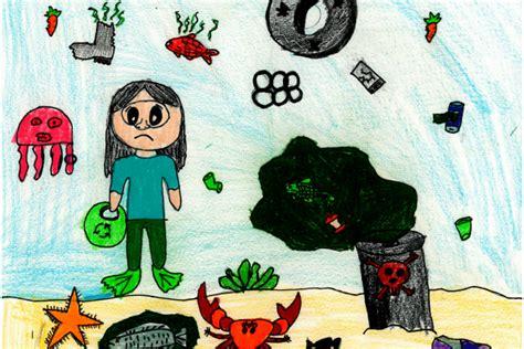 congratulations art contest winners orrs marine debris