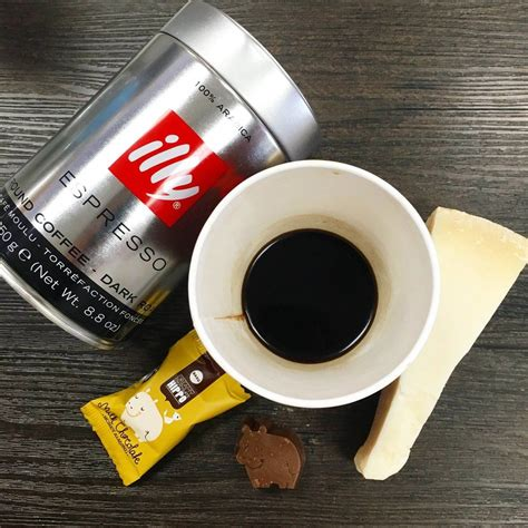 Illy has built a reputation of creating quality coffee. #cheesyplace-advertisement Illy Espresso Ground Coffee-Dark (250g) | fine coffee from ...