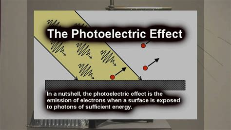 The Photoelectric Effect - A Simple Experiment w/ UV