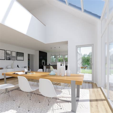 Haus Mit Galerie by Haus Mit Galerie Im Wohnzimmer Interior Design Ideen