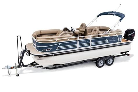 Bass Pro Shop Used Pontoon Boats by Regency 220 Le3 Pontoon Boats New In Altoona Ia Us
