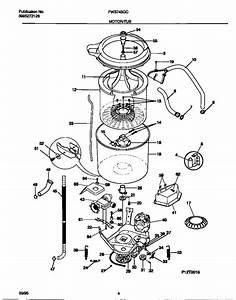 Frigidaire Fws745gcs0 Washer Parts