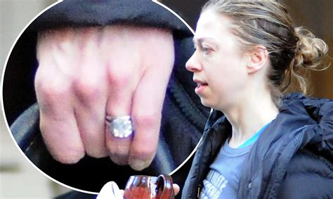 chelsea clinton s marriage to marc mezvinsky is not the rocks say friends daily mail online