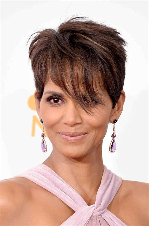 classy  simple short hairstyles  older women