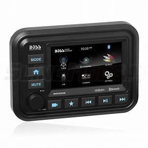 Boss Audio Mgv550b 5 U0026quot  Touchscreen Bluetooth Audio Receiver