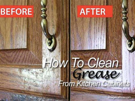 how to remove grease from cabinets cleaning kitchen cabinets grease how to clean grease from