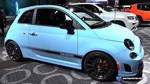Fiat 500 Abart : 2016 fiat 500 abarth exterior and interior walkaround 2016 detroit auto show youtube ~ Medecine-chirurgie-esthetiques.com Avis de Voitures