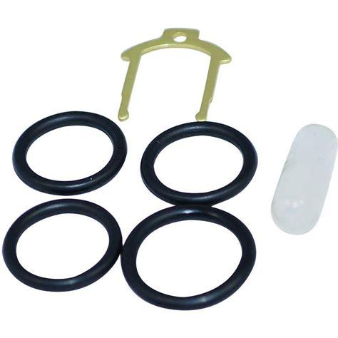 single handle faucet repair partsmasterpro o ring kit with clip for moen cartridge