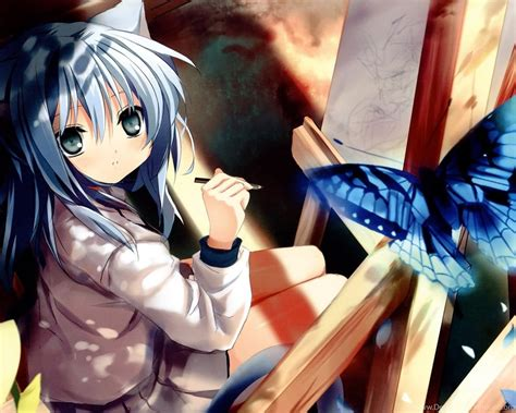 Download Cute Girl Anime Free From Zet Wallpapers 1920×