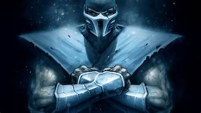 Mortal Kombat Sub Zero Wallpapers Desktop Backgrounds