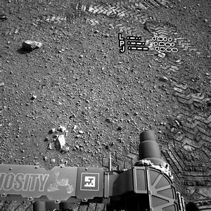 Wheels and Legs - Mars Science Laboratory