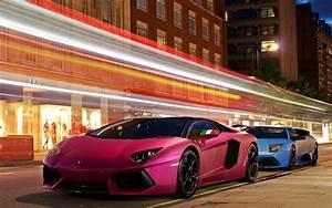 Lamborghini, Cars, 2, Wallpaper