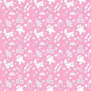 Girl Baby Shower Background Clipart | ClipArtHut - Free ...