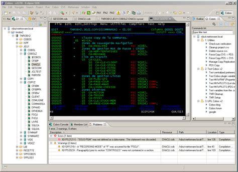 Cobos-3270-terminal-emulator