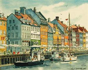 Related Keywords  U0026 Suggestions For Nyhavn Painting