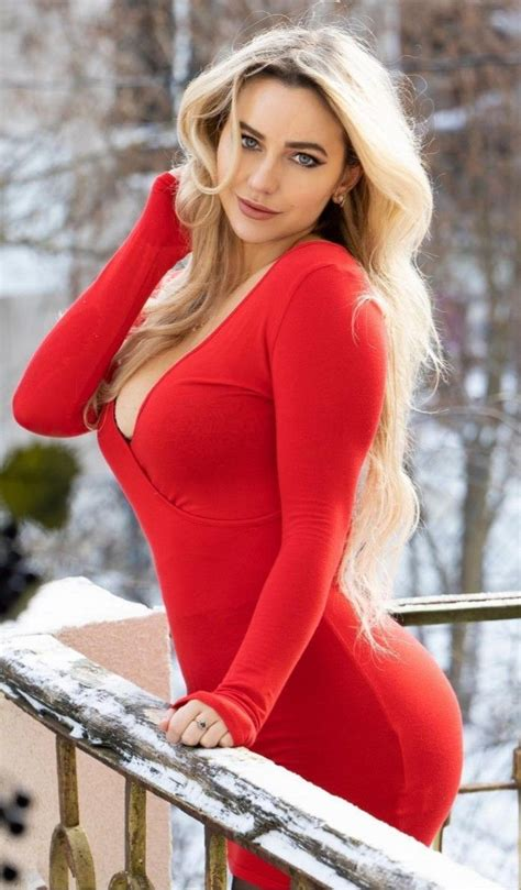 Pin On Sexy In Red