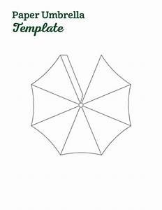 Umbrella Template. Umbrella Craft Templates Best Photos Of ...