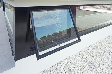 commercial awning window
