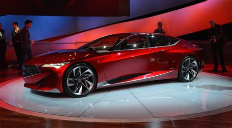 Acura Precision Concept 2020 by Acura Precision Concept Steals The Show At 2016 Naias