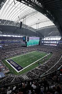 the coolest features at nfl stadiums ticketmaster