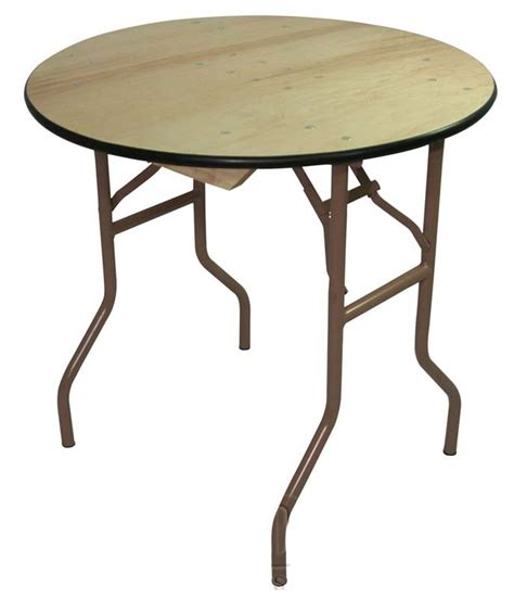 48 x 30 folding table 48 39 39 reliant standard series round folding table with non