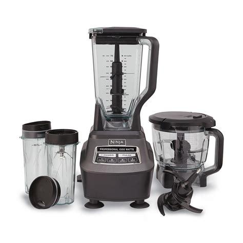 Ninja Bl770 Mega Kitchen System 1500 Blender & Food Processor