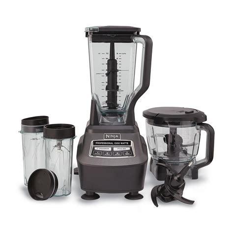 Ninja BL770 Mega Kitchen System 1500 Blender & Food