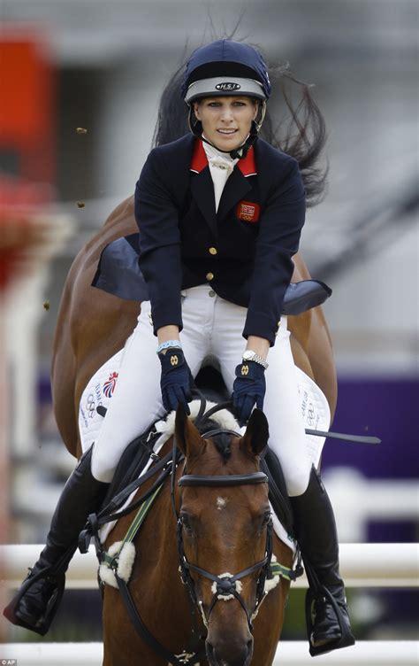 Zara Phillips Equestrian