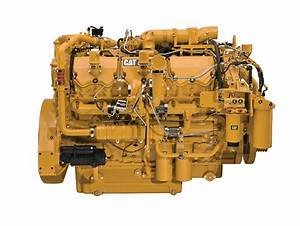New C32 Acert U2122 Tier 4 Final Engine For Sale