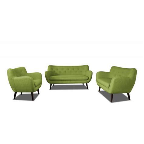 canapé 2 places design canap 233 2 places design en tissu vert axelle matelpro
