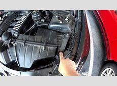 07 bmw 328i MAF sensor cleaning p0171 p0174 YouTube