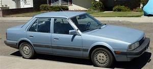 Purchase Used 1987 Mazda 626 Dx Sedan 4