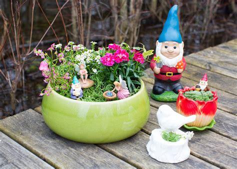Diy Planter Fairy Garden-i Heart Nap Time