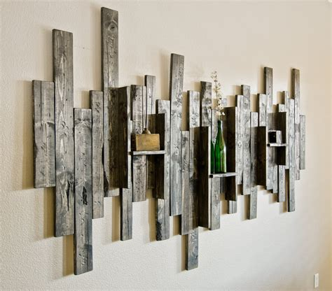 Dekoration Wand Ideen by 27 Best Rustic Wall Decor Ideas And Designs For 2019