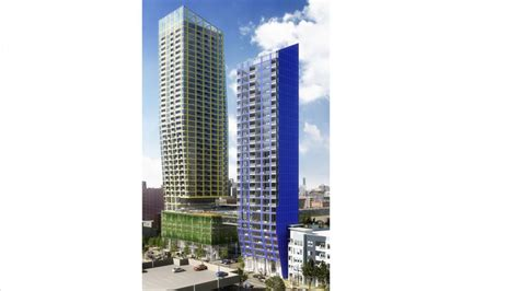 residential towers planned  downtown tampa