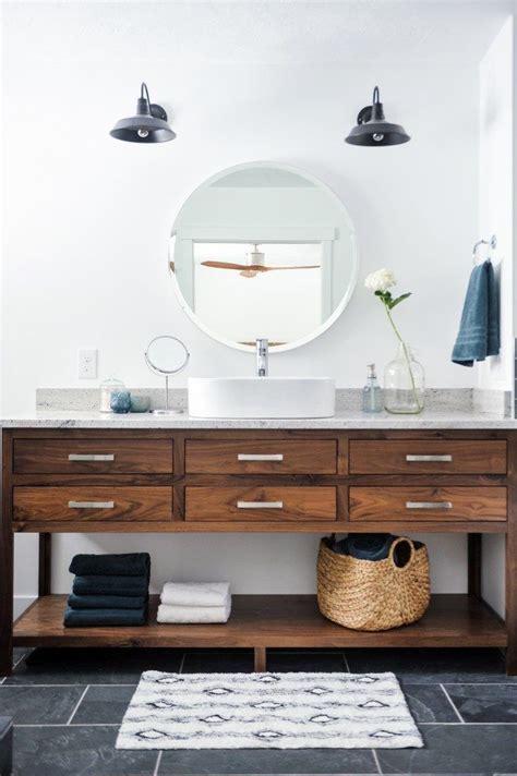 ideas  wood vanity  pinterest reclaimed wood vanity reclaimed wood bathroom