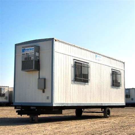 Office Space Trailer by Design Space Modular Buildings Announces The Opening Of