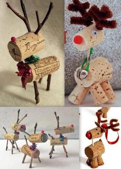 Decoration De Noel Avec De La Recuperation