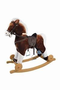 Cheval En Bois à Bascule : en images dix chevaux bascule l 39 express styles ~ Teatrodelosmanantiales.com Idées de Décoration